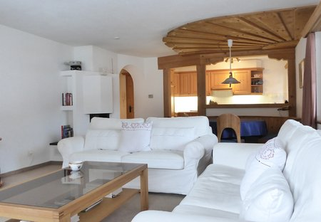Apartment in Klosters-Serneus, Switzerland