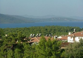 Villa in Akyaka, Turkey: View of Gulf of Gokova/Aegean from Terrace