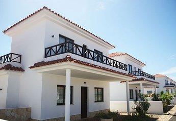 Villa in Sal, Cape Verde: Exterior view of the villa