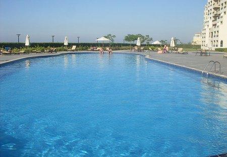 Apartment in Ras al-Khaimah, United Arab Emirates: pool