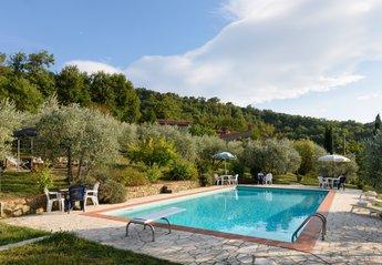 Cottage in Castiglion Fiorentino, Italy