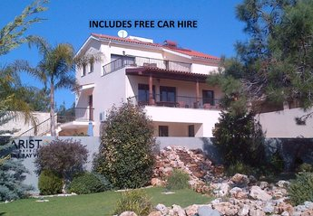 Villa in Pissouri, Cyprus