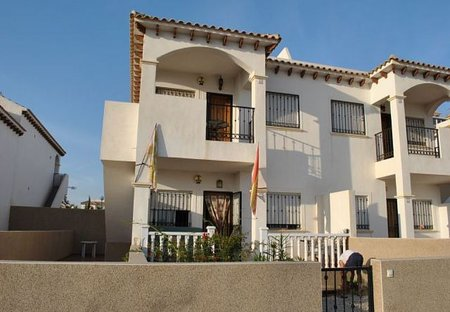 Apartment in La Cinuelica, Spain: Front View