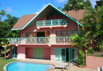 Villa in Black-Rock westcoast, Trinidad and Tobago: Villa LaHay