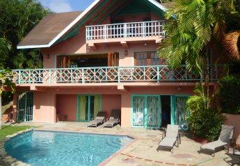 Villa in Black-Rock westcoast, Trinidad and Tobago