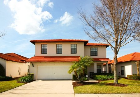 Villa in Highgrove, Florida