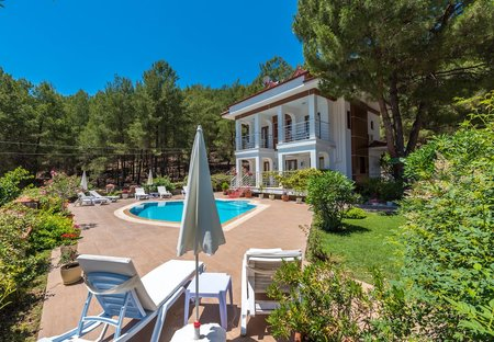 Villa in Hisaronu, Turkey