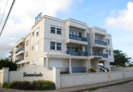 Apartment in Silver Sands, Barbados: Seawinds - Outside View