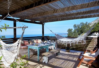 Villa in Fiscardo, Kefalonia: relaxing