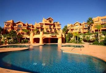 Apartment in Resinera-Voladilla, Spain: pool