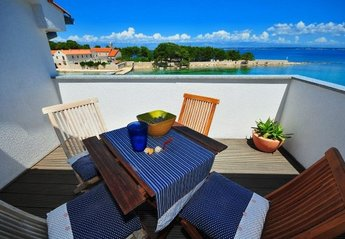 Penthouse_apartment in Ugljan, Croatia