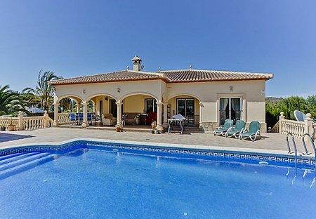Villa in Sol del Este, Spain: Luxury 5 bedroom villa in Javea