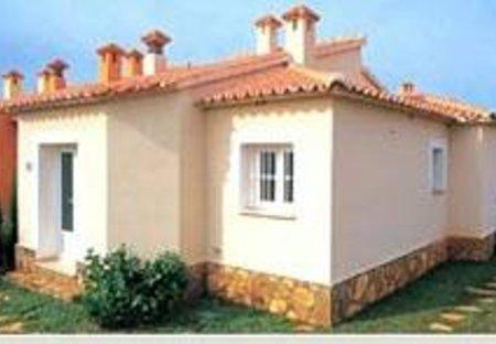 Villa in Oliva, Spain: External View