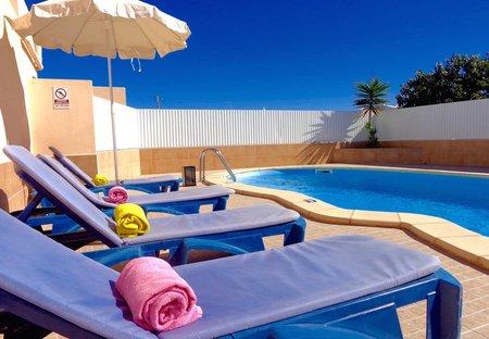 Villa in Patã de Baixo, Algarve: