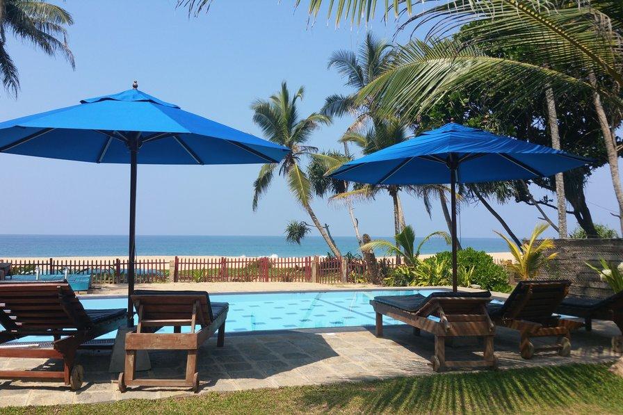 Villa To Rent In Hikkaduwa Sri Lanka With Private Pool 9047