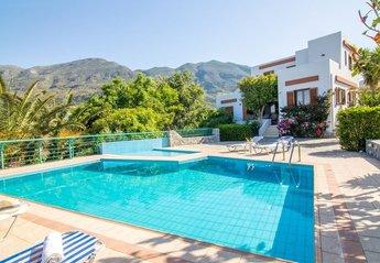 Villa in Plakias, Crete