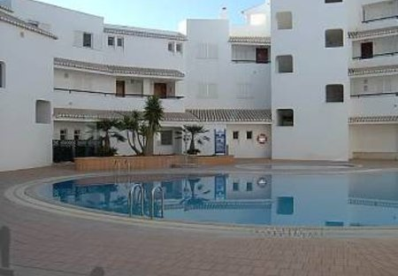 Apartment in Armaçăo de Pęra, Algarve: The Swimming Pools