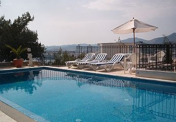 Villa in Turkey, Bodrum: The pool!