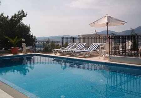Villa in Bodrum, Turkey: The pool!