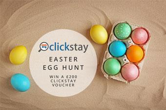 £200 prize Easter Egg Hunt!