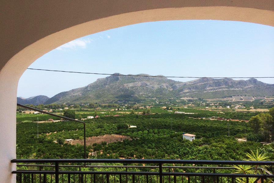 Spain holiday villa
