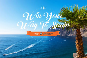 Win Your Dream Holiday In Spain