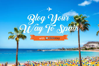 Blog Your Way To Spain
